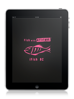 iFish BC iPad Backgrounds - Fishing in BC